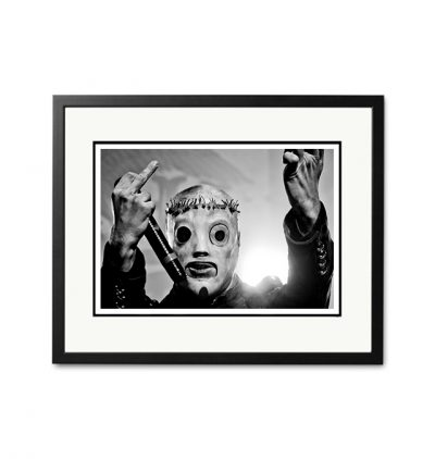 Slipknot - 'Rare Limited Edition Fine Art Print'-0