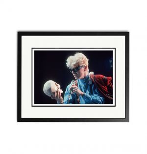 David Bowie – 'Signed Limited Edition Fine Art Print'