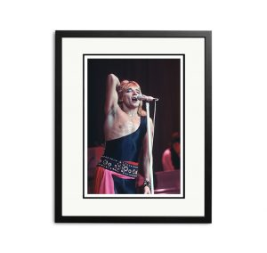 Rod Stewart – 'Signed Limited Edition Fine Art Print'