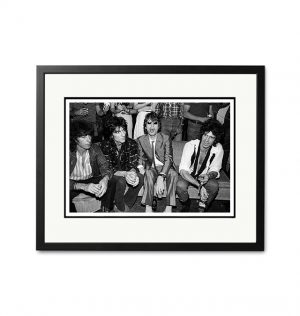 Rolling Stones – 'Signed Limited Edition Fine Art Print'