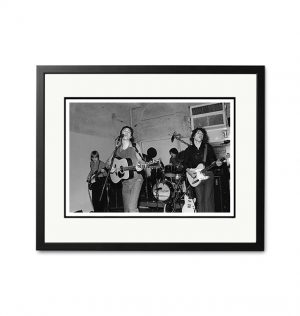 Talking Heads – 'Signed Limited Edition Fine Art Print'