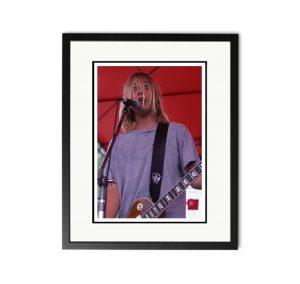 Silverchair / Daniel Johns – 'Rare Limited Edition Fine Art Print'