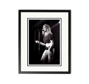Wendy And The Rockets – 'Rare Limited Edition Fine Art Print'