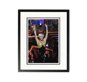 Pink – 'Rare Limited Edition Fine Art Print'
