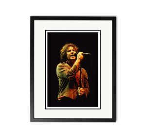 Pearl Jam – 'Rare Limited Edition Fine Art Print'