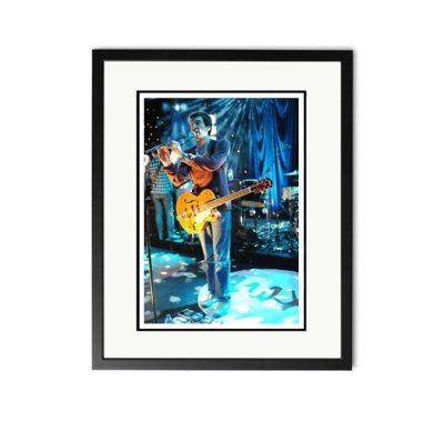 Snow Patrol - 'Rare Limited Edition Fine Art Print'-0