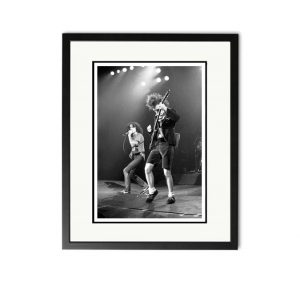 AC/DC 'London 1979' – 'Signed Limited Edition Fine Art Print'