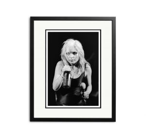 Blondie – 'Signed Limited Edition Fine Art Print'