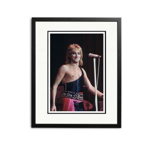 Rod Stewart – 'Signed Limited Edition Fine Art Print'