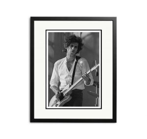 Rolling Stones / Keith Richards – 'Signed Limited Edition Fine Art Print'