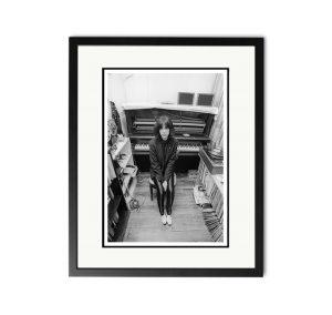 Patti Smith – 'Signed Limited Edition Fine Art Print'