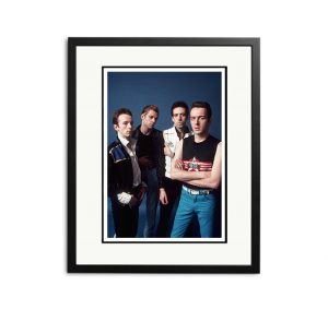 Clash – 'Signed Limited Edition Fine Art Print'