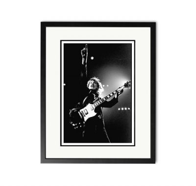 AC/DC 'London 1979' - 'Signed Limited Edition Fine Art Print'-0