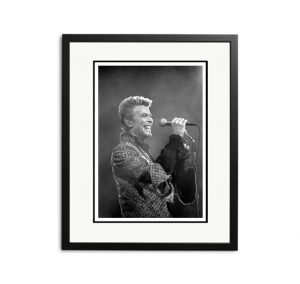 David Bowie 'London 1996' – 'Signed Limited Edition Fine Art Print'