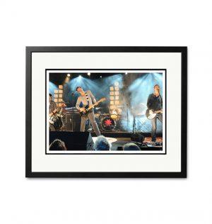 Snow Patrol – 'Rare Limited Edition Fine Art Print'