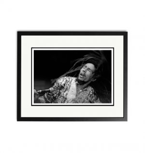 Bob Marley – 'Signed Limited Edition Fine Art Print'