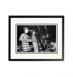 B 52's – 'Signed Limited Edition Fine Art Print'