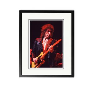 Bob Dylan – 'Signed Limited Edition Fine Art Print'