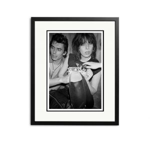 Pretenders / Chrissie Hynde – 'Signed Limited Edition Fine Art Print'