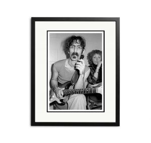 Frank Zappa – 'Signed Limited Edition Fine Art Print'