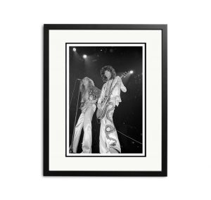 Led Zeppelin – 'Signed Limited Edition Fine Art Print'