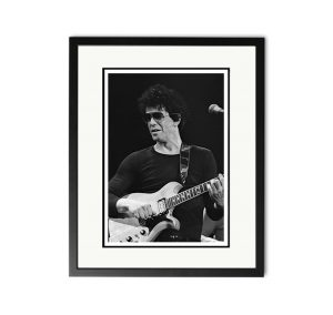 Lou Reed – 'Signed Limited Edition Fine Art Print'
