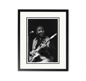 Muddy Waters – 'Signed Limited Edition Fine Art Print'