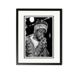 Peter Tosh – 'Signed Limited Edition Fine Art Print'