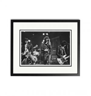 Ramones – 'Signed Limited Edition Fine Art Print'