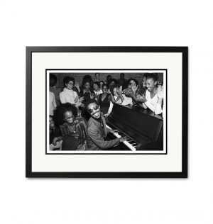 Stevie Wonder – 'Signed Limited Edition Fine Art Print'