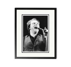 Van Morrison – 'Signed Limited Edition Fine Art Print'