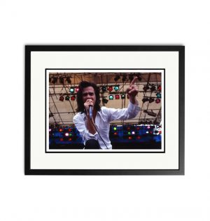 Nick Cave – 'Rare Limited Edition Fine Art Print'