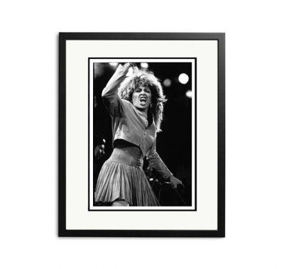 Tina Turner - 'Rare Limited Edition Fine Art Print'-0