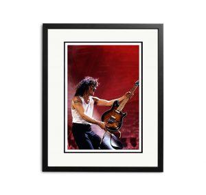 Van Halen – 'Rare Limited Edition Fine Art Print'