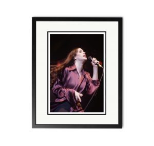 Alanis Morrisette 'Minnesota US 1996' – 'Signed Limited Edition Fine Art Print'
