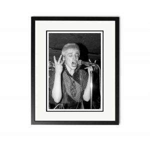 The Tourists / Annie Lennox 'London 1979' – 'Signed Limited Edition Fine Art
