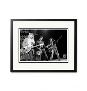 Cheap Trick 'London 1979' – 'Signed Limited Edition Fine Art Print'