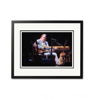 Neil Young 'London 2008' – 'Signed Limited Edition Fine Art Print'
