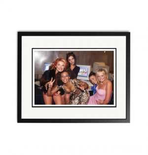 Spice Girls 'New York 1987' – 'Signed Limited Edition Fine Art Print'