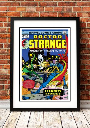 Doctor Strange – Comic Book Poster