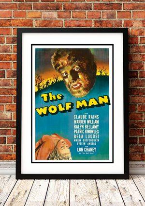 Wolf Man – 1941