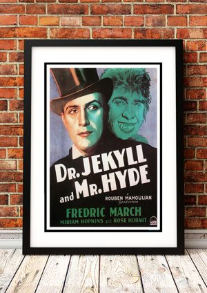 Dr Jekyll And Mr Hyde – 1931