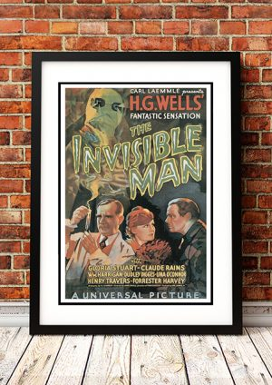 Invisible Man – 1933