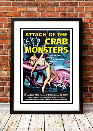 Attack Of The Crab Monsters – 1957