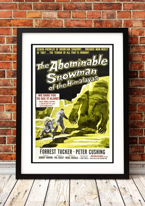 Abominable Snowman – 1957