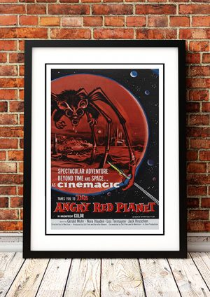 Angry Red Planet – 1959