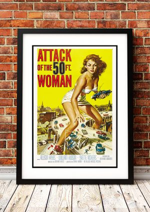 Attack Of The 50ft Woman – 1958