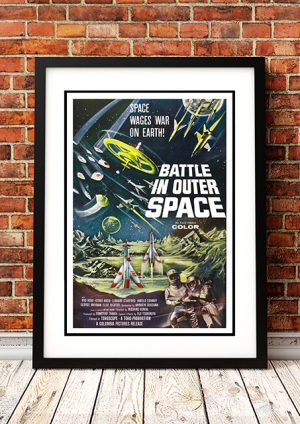Battle In Outer Space – 1959