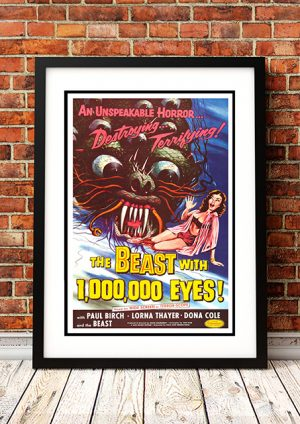 Beast With A Million Eyes – 1955