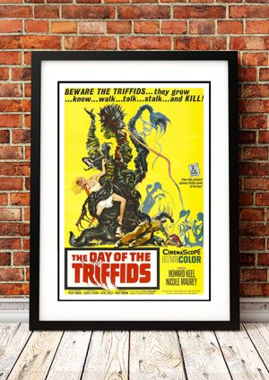 Day Of The Triffids – 1962